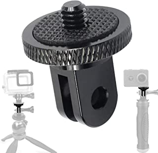 FOCUS REVISION Metal 1/4 Mini Camera Tripod Conversion Adapter Mount for GoPro Mount Accessory