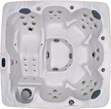 Home and Garden 6 Person 71 Jet Spa with Stainless Jets and Ozone Included.