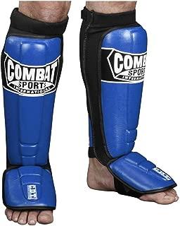 Combat Sports Pro-Style MMA Shin Guards (Renewed)