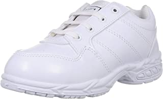 Sparx Boy's White School Shoes-1 Kids UK (33 EU) (SSM010C_WHWH0001)