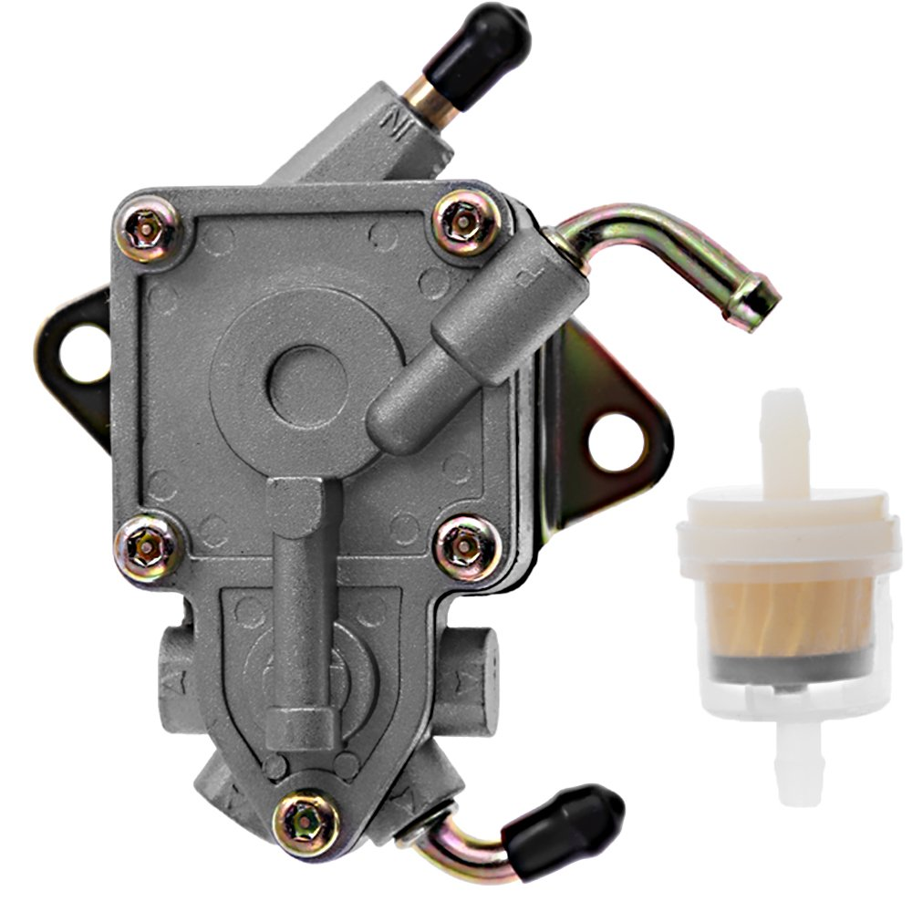 [ZTBE_9966]  Amazon.com: 5UG-13910-00-00 Fuel Pump W/Filter Assembly For Yamaha Rhino  660 2004-2007: Automotive | 2004 Rhino Fuel Filter |  | Amazon.com