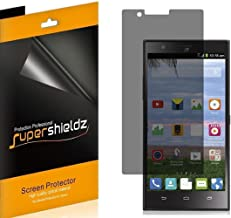 (2 Pack) Supershieldz Privacy Anti Spy Screen Protector Shield for ZTE Lever LTE