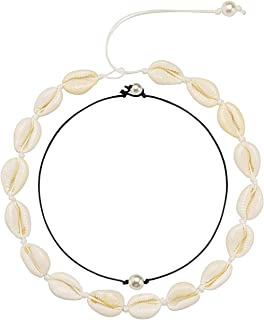 Best shell necklace with pearl Reviews