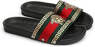 Women's Slippers Summer Sandals Flat Beach Roman Shoes Bohemia Outdoor Shoes