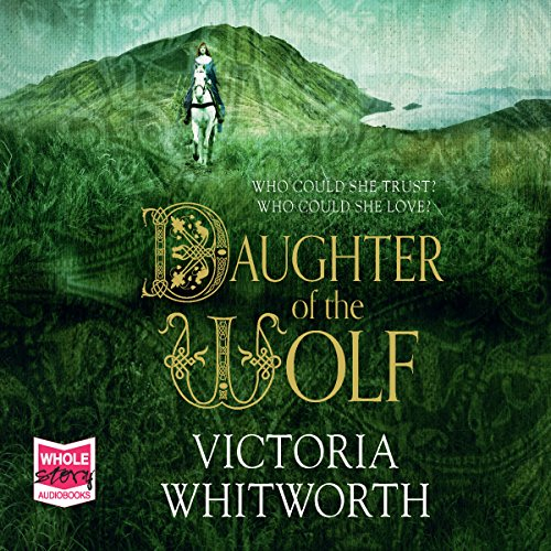 Daughter of the Wolf audiobook cover art