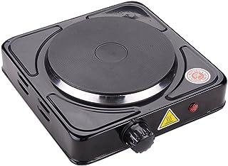 Plaque de cuisson avec 1000 W de puissance (noir).