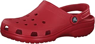 Crocs Unisex Classic Clogs, Pepper, 3 UK Men 4 UK Women
