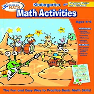 Hooked on Math (Addition, Subtraction, Multiplication, Division)