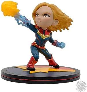 Quantum Mechanix Captain Marvel Q-Fig Diorama Action Figure