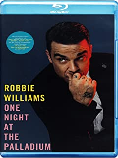 Robbie Williams - One Night At The Palladium [Italia] [Blu-ray]