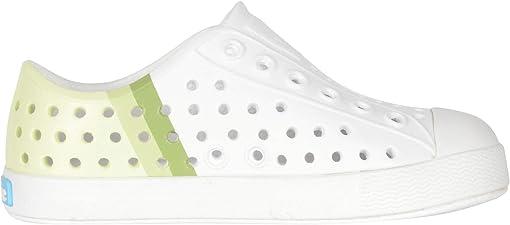 Shell White/Shell White/Cucumber Gradient