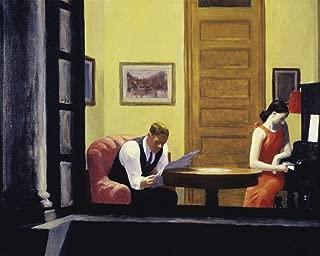 Room in New York, 1932 by Edward Hopper, Art Print Poster 11