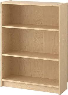 Ikea Billy - Estantería de pie para salón y despacho, 80 x 28 x 106 cm, diseño de abedules
