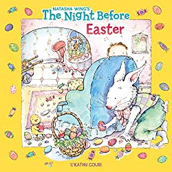 The night before Easter book
