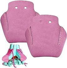 KUANPEY Skater Shoe Toe Box Protector tegen plooien,1 paar teen box vouwpreventers, universele vouwbeschermers voor rolsch...