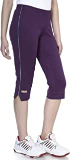 OCEAN RACE Women's Cotton Capris-3/4 Th Pant