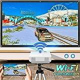Zoom IMG-2 proiettore wifi full hd 1080p