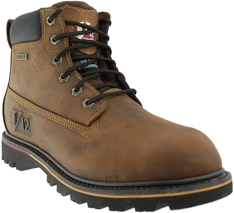 V-Tech V12 Torrent Mens Boots Brown V1264