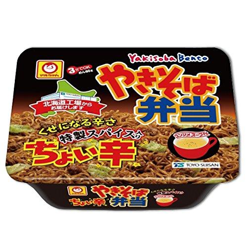 東洋水産 やきそば弁当 ちょい辛 119g × 24食( 2ケース)