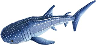 Wildlife Tree 17 Inch Whale Shark Plush Stuffed Animal Floppy Species Collection