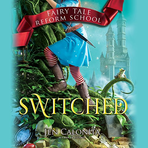 Switched cover art