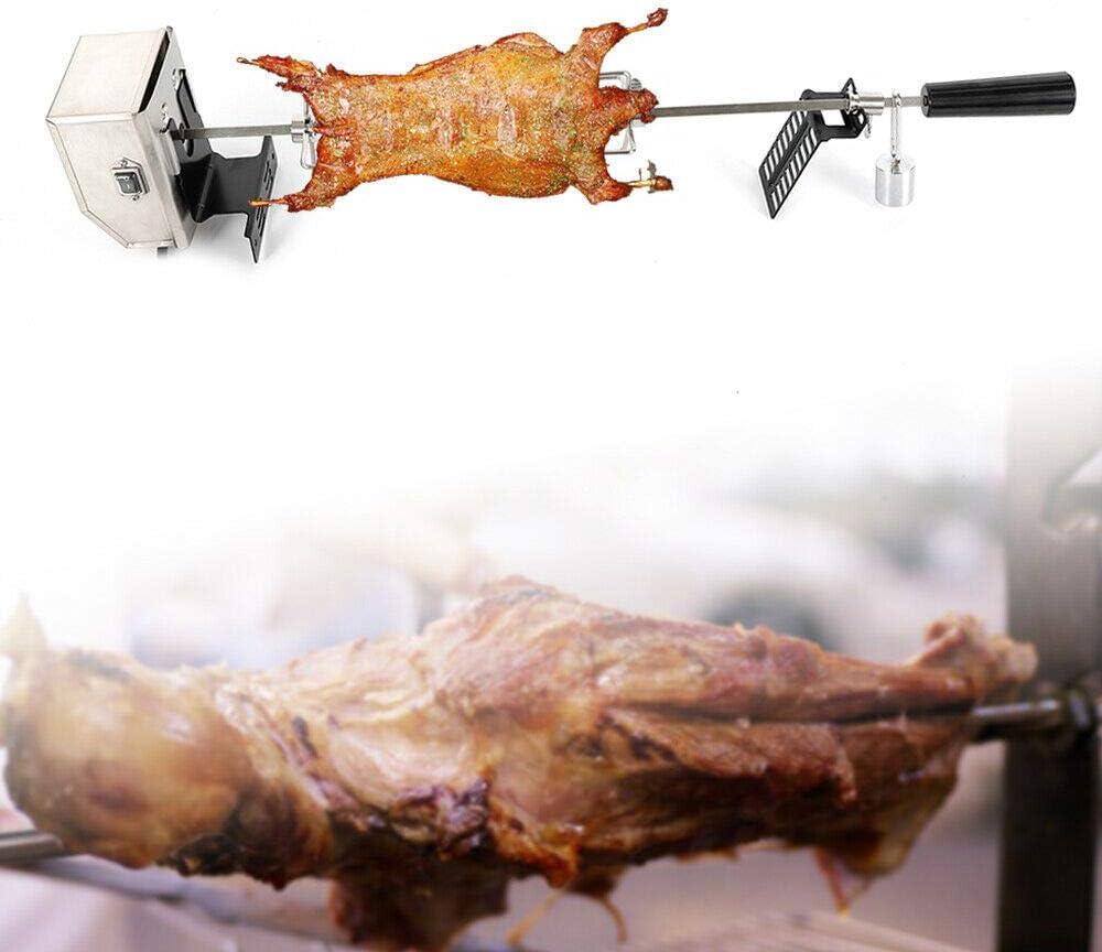 NICECHOOSE BBQ online shop Rotisserie Kit Heavy Steel Cheap bargain Stainless Univer Duty