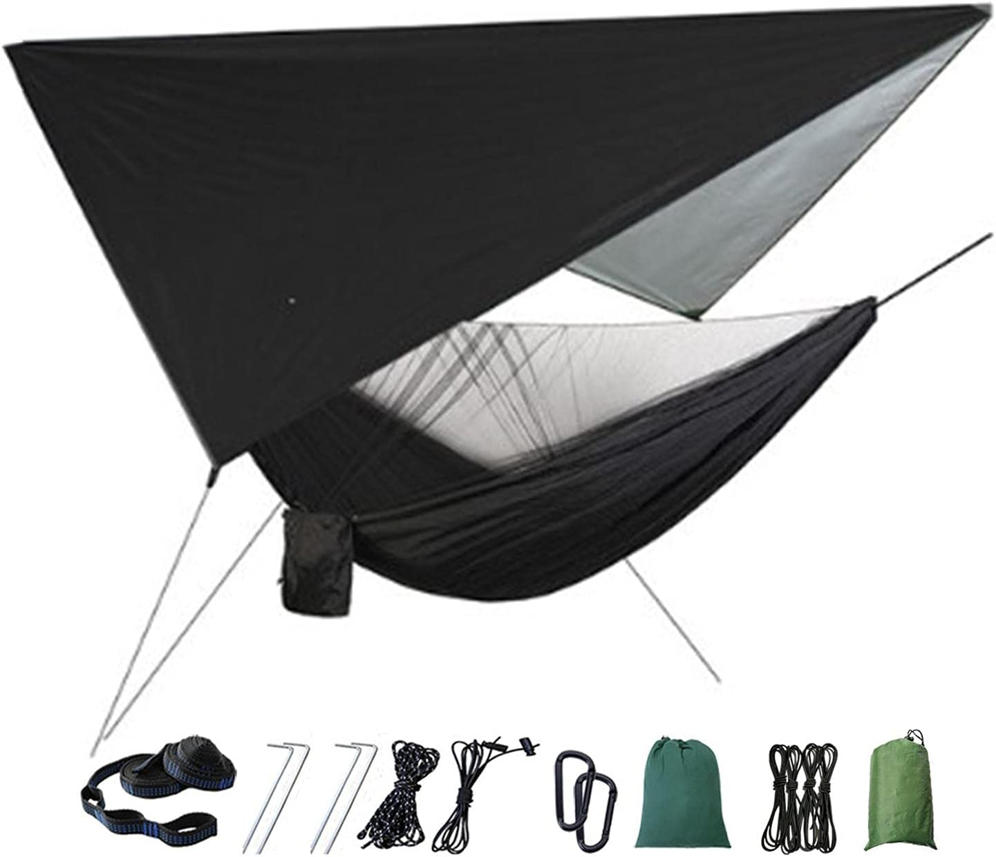Camping Hammock All stores are sold with Rain Fly Tarp St Tree Mosquito Soldering and Net Tent