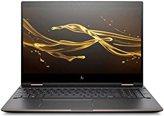 2018 HP Spectre x360 15-CH011NR 4K 2 in 1 Convertible Laptop - Intel Core i7-8550U, GeForce MX150, 512GB SSD, 16GB RAM, Windows 10 (Renewed)