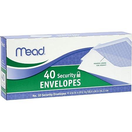Easy Seal 40 Security Envelopes