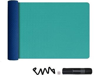 Yoga Mats Not-slip Yoga Mat Eco Friendly Tpe Exercise Mat Anti-tear Workout Mat Beginner Fitness Mat For Yoga Pilates Stre...
