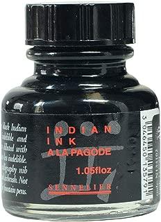 Sennelier China Ink (India Ink) - 30ml Bottle