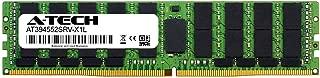 A-Tech 64GB Module for ASUS Z10PE-D16 WS - DDR4 PC4-21300 2666Mhz ECC Load Reduced LRDIMM 4rx4 - Server Memory Ram (AT394552SRV-X1L4)