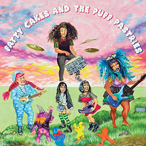 Fatty Cakes & The Puff Pastries (Vinyl)