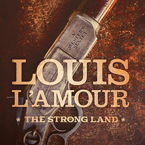 The Strong Land audiobook cover art