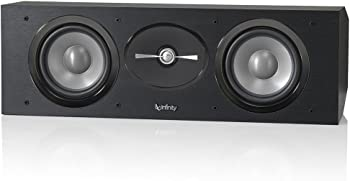 Infinity Reference RC252 Black 2-way Center Speaker