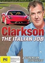 Clarkson The Italian Job DVD