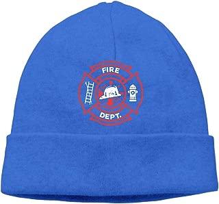 GDSG5&4 Distressed Firefighter Women Men Helmet Liner Surf Beanie Hats