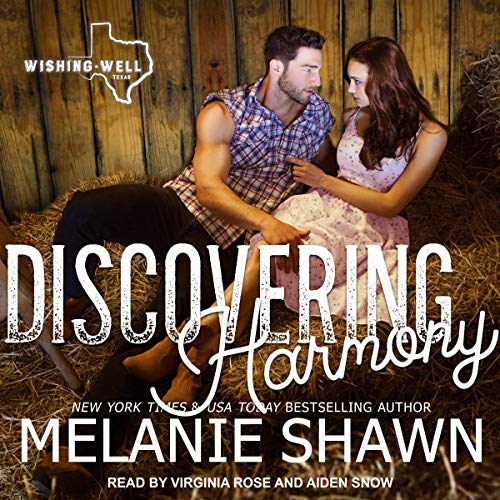 Discovering Harmony cover art