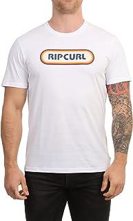 Rip Curl Men's T-Shirt ~ Surf Revival White