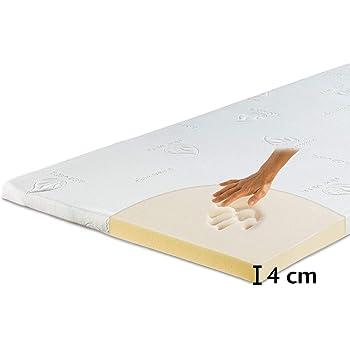 Amazon De Ebitop Matratzenauflage Visko Matratzenauflage Ebi A 120 4 Mlily Traum Schlaf