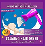 Calming Hair Dryer (Especially Designed For Babies)