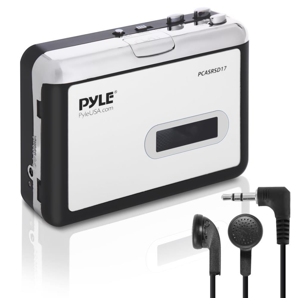 Pyle Cassette Converter Recorder Cassette