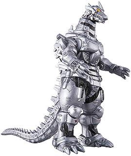 Godzilla Movie monster series Mechanic Godzilla 2004 Vinyl Figure size 170mm