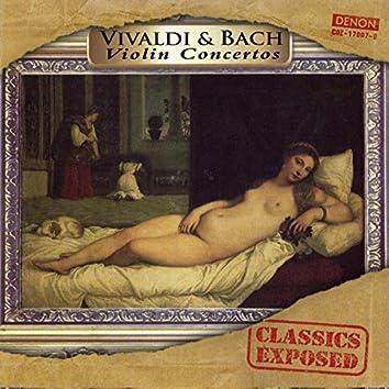 Vivaldi & Bach: Violin Concertos