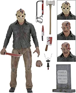 NECA - Friday the 13th - Ultimate Part 4 Jason 7