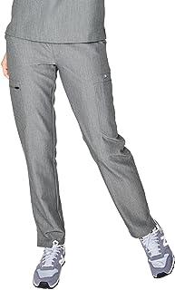 FIGS Medical Scrubs Women's YOLA Skinny Pants (Graphite, XXS)