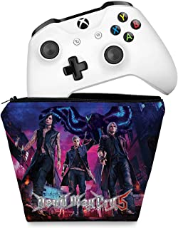 Capa Xbox One Controle Case - Devil May Cry 5