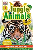 Jungle Animals (DK Reads Beginning To Read) by DK(2016-06-27)