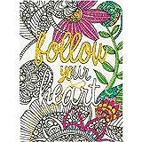 DIMENSIONS Embroidery Kit BORDENADOR: Sé tú Mismo, algodón, Multicolor, 32 x 6.6 x 37 cm