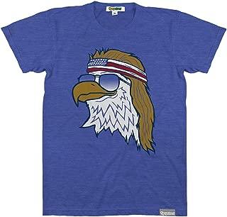 Men's American Flag Patriotic T Shirts - USA Tee Shirts for Men Guys
